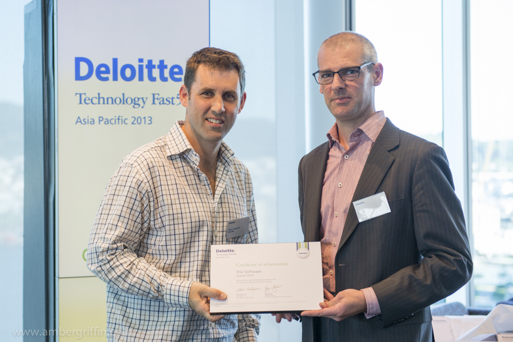 TourWriter Makes It Two from Two at Deloitte Technology Fast 500 Awards