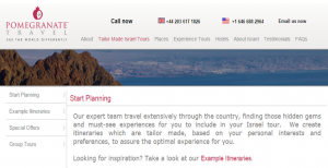 Client Success Story – Pomegranate Luxury Travel and Tailor Made Holidays