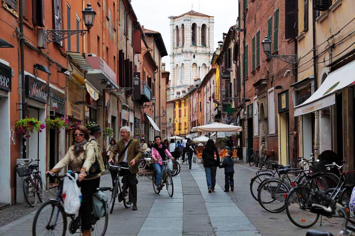 Italy market