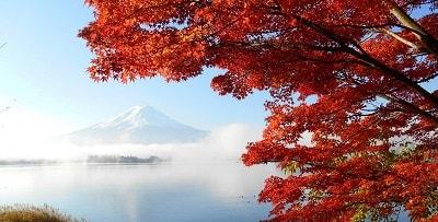 mont fuji japan