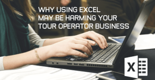 why using excel