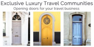 Exclusive Luxury Travel Communities