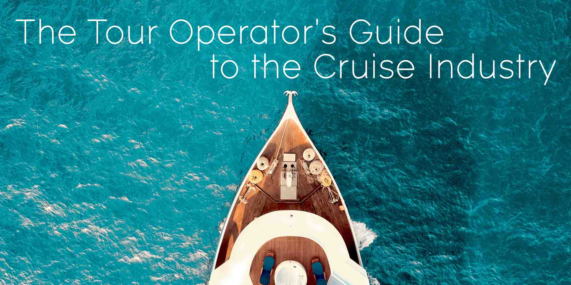 Why tour operators should be paying attention to the cruise industry