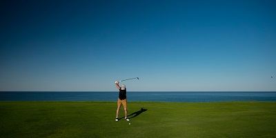 Di Houghton, Golfer's Dream Destination
