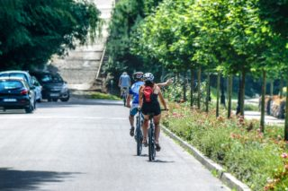 cycling travel software