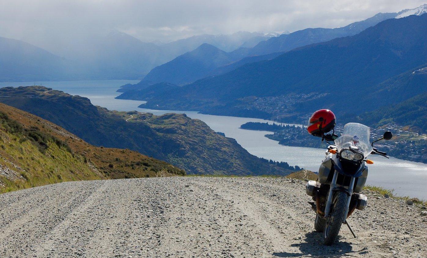motorbike tour operator