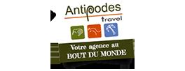 Antipodes travel logo