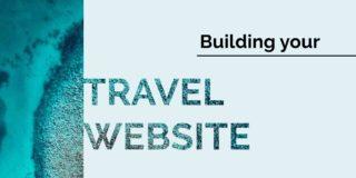 Tour operator travel website