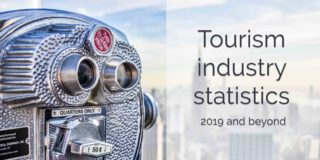Tourism industry statistics for 2019