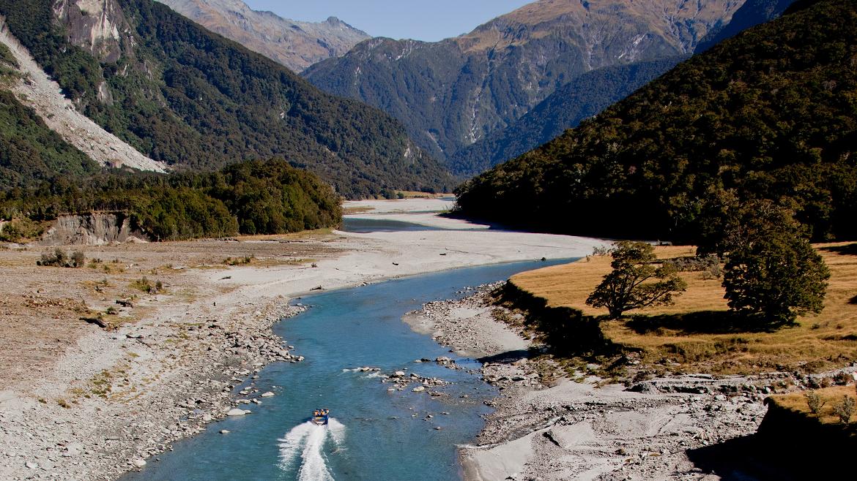 Unique travel New Zealand