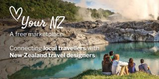 New Zealand travel marketplace
